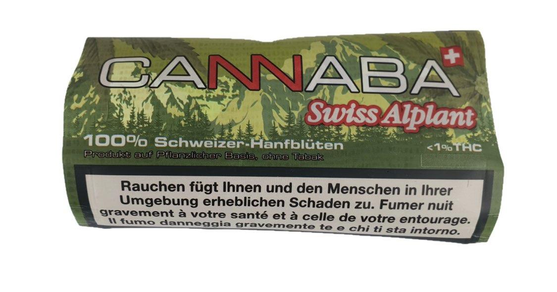 Cannaba-Swiss-Alplant