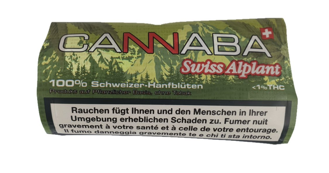 Cannaba Swiss Alplant
